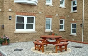 Courtyard 2a